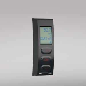 Display/programming front – 4501