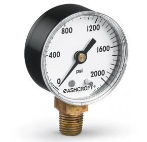 Manómetro (Indicador de Presión) 15-W-1005-H-01B-0/2 KG/CM2
