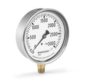 Manómetro (indicador de presión) 50-1008-S-01-B-XSG 0/2 Kg/cm² PSI