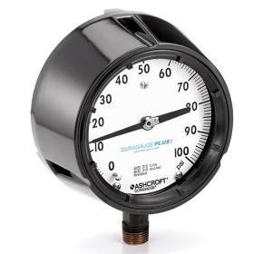 Manómetro (indicador de presión) 45-1279-PSL-04L-XSG 0/42 kg/cm² (PSI)